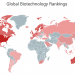 Ranking Biotechnology Innovation Country-by-Country