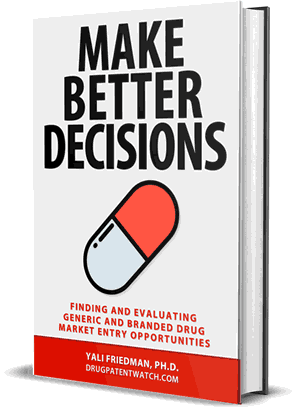 Make Better Decisions - Finding and Evaluating Generic and Branded Drug Market Entry Opportunities